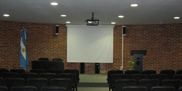 Instalaciones Auditorio de Planta alta