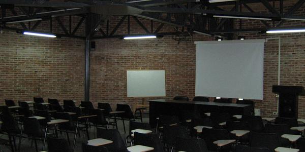 Instalaciones Auditorio de Planta Baja