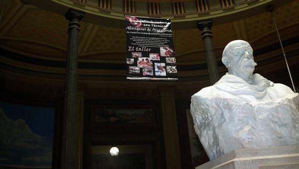 """""""Ceramiqueando"""" - Tercer muestra del Taller de Cerámica con técnicas aborígenes - 18 de febrero al 9 de marzo - Hall Central del Museo de La Plata"""