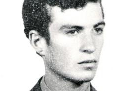 Estudiante de Antropología. Desaparecido en 1978 a los 26 años. Militante de la Juventud Universitaria Peronista (JUP/Montoneros).