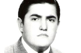 Estudiante de Geología. Desaparecido el 06/12/1977 a los 25 años. Militante del Partido Revolucionario de los Trabajadores (PRT/ERP).