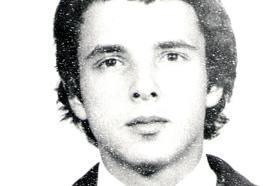 Estudiante de Geología. Asesinado el 08/07/1975 a los 23 años.
