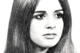 Estudiante de Antropología. Desaparecida el 12/04/1977 a los 25 años. Militante de Montoneros.