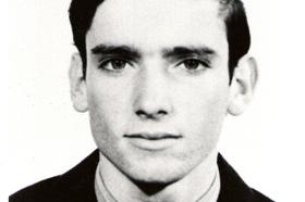 Estudiante de Paleontología. Desaparecido el 30/07/1977 a los 26 años. Militante del Partido Revolucionario de los Trabajadores (PRT/ERP).