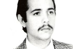 Estudiante de Geología. Asesinado el 21/01/1977 a los 25 años. Militante de Montoneros.