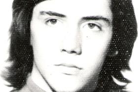 Estudiante de Antropología. Asesinado el 03/11/1975 a los 20 años. Militante de Montoneros.