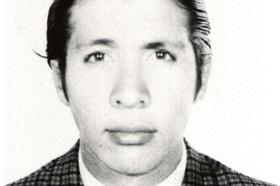 Estudiante de Geología. Desaparecido el 16/03/1977 a los 23 años. Militante de la Juventud Universitaria Peronista (JUP).