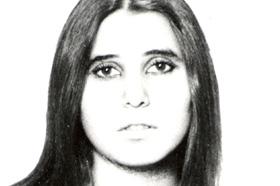 La Plata (Buenos Aires). Estudiante de Antropología. Desaparecida el 17/03/1977 a los 25 años. Militante de Montoneros.