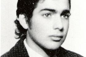 Estudiante de Zoología. Desaparecido el 06/12/1977 a los 24 años.  Militante del Partido Comunista Marxista Leninista (PCML).