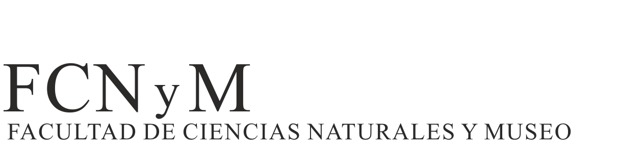 Facultad de Ciencias Naturales y Museo