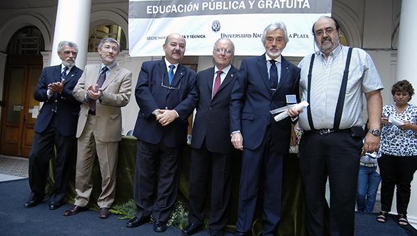 Premio 2013 Investigador Formado - FCNyM - Lahitte, Héctor Blas