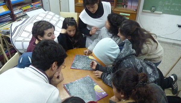 Talleres Itinerantes de Educación Ambiental - Escuela Nº 81 - Villa Castells.